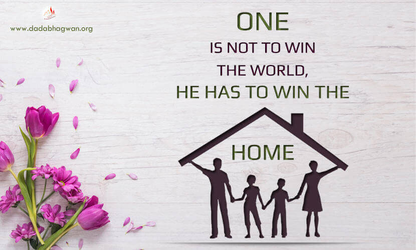 win the home