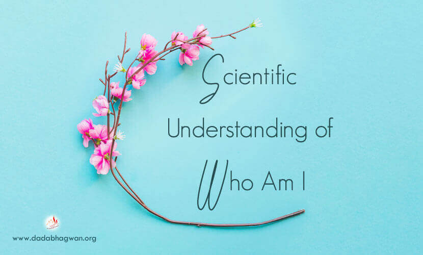 understanding of who am i