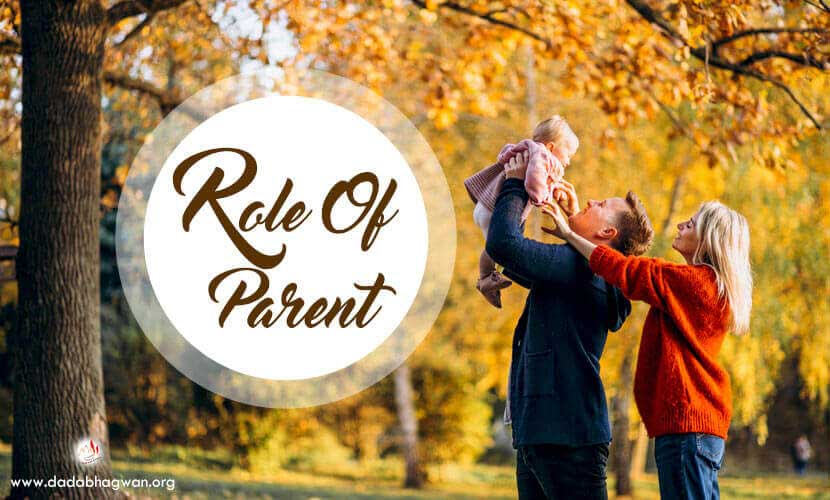 Role of parents