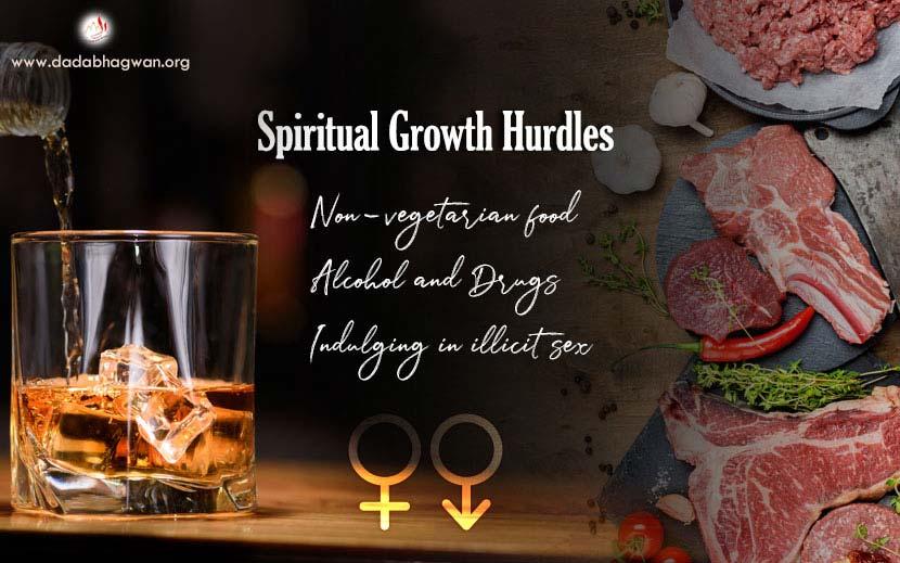 Spiritual Growth Hurdles | Spiritual Development Obstacles