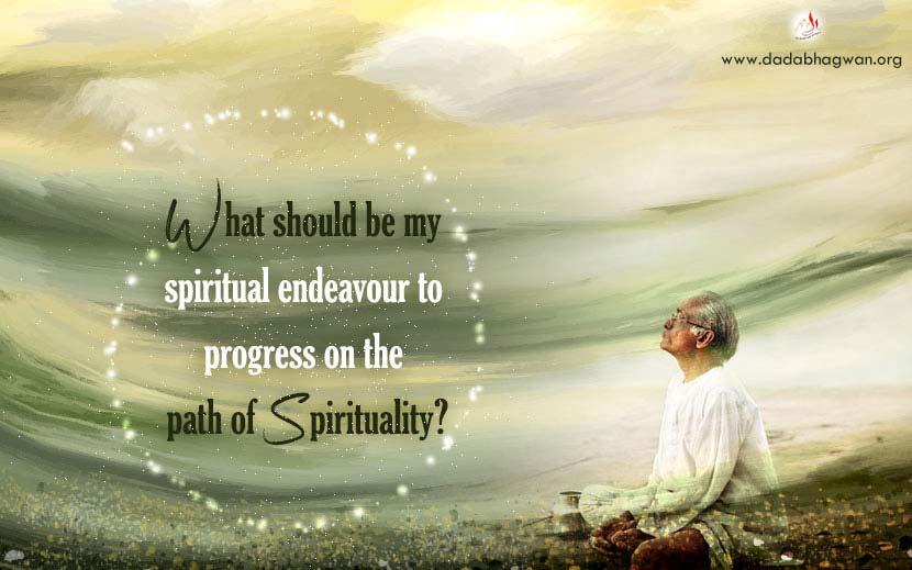Spiritual Practices | Spiritual Endeavour | Spiritual Discipline
